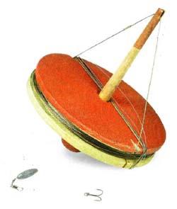 Рыбалка на кружки с лодки